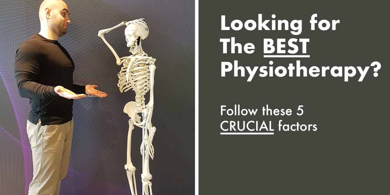 Looking for the Best Physiotherapy in Whitby?